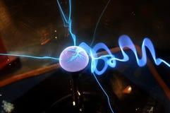Шарик плазмы Стоковые Изображения RF
