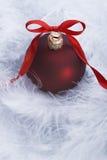Шарик рождества Стоковая Фотография