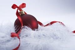 Шарик рождества стоковое фото rf
