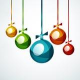 Шарик рождества, безделушка, концепция Нового Года бесплатная иллюстрация