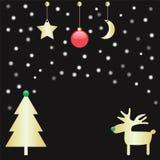 Шарик рождества Стоковое Фото