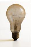 шарик сгорел пылевоздушный свет вне Стоковые Фотографии RF