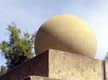 Шарик сделанный камня Стоковые Изображения