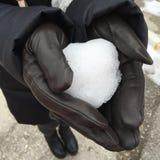 шарик снега Стоковое фото RF