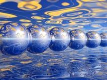 шарик сырцовый Стоковое Изображение RF