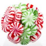 Шарик трудной конфеты стоковая фотография rf