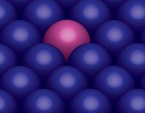 шарик уникально Стоковые Изображения RF