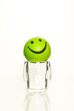 Шарик улыбки Стоковое Изображение