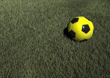 Шарик футбола Стоковые Фотографии RF