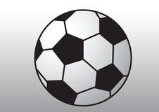 Шарик футбола Стоковые Изображения RF