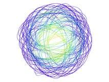 шарик цветастый Стоковая Фотография RF
