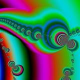 шарик яркий Стоковое фото RF