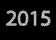 Шарик 2015 Стоковое Изображение