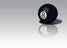 шарик 8 Стоковое Изображение RF