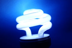 Шарик CFL Стоковая Фотография RF