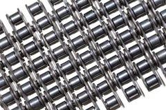 Шарнирное соединение привода с цепной передачей Стоковые Фото