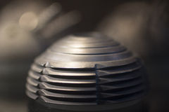 Шаровой шарнир implant протезной хирургии Traumatology тазобедренный с scre Стоковая Фотография RF
