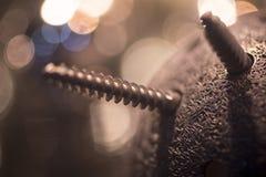 Шаровой шарнир implant протезной хирургии Traumatology тазобедренный с scre Стоковое фото RF