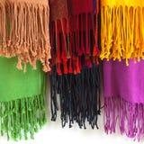 шарфы Стоковое фото RF
