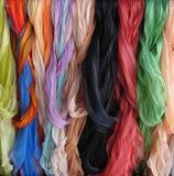 шарфы Стоковые Изображения RF