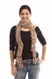 шарф ателье мод малый Стоковая Фотография RF