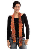 шарф ателье мод стоковые изображения rf