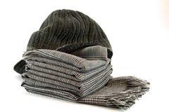 шарф крышки Стоковое фото RF