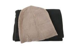 шарф шлема Стоковая Фотография RF