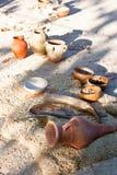 шары amphorae Стоковые Фото