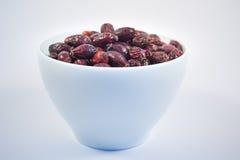 Шар вполне сухих плодов шиповника Стоковая Фотография