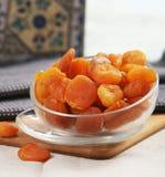 Шар высушенного абрикоса Стоковые Изображения RF