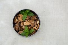 Шар грецкого ореха Стоковая Фотография RF