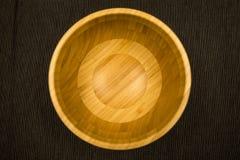 шар деревянный Стоковое Изображение