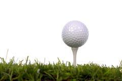 шар для игры в гольф Стоковое Изображение