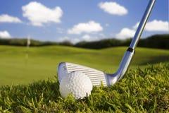 шар для игры в гольф стоковые фотографии rf