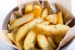 Шар испеченных картошек Стоковые Фотографии RF