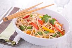 Шар китайского супа Стоковые Фотографии RF