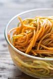 Шар красочных спагетти Стоковое Фото