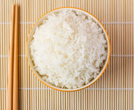 шар сварил рис стоковое фото rf