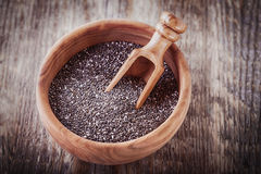 Шар семени Chia Стоковое Фото