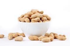 Шар с арахисами стоковое изображение