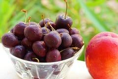 Шар сладостной вишни Стоковая Фотография RF