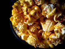 Шар с предпосылкой попкорна Стоковая Фотография