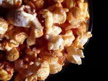 Шар с предпосылкой попкорна Стоковые Изображения