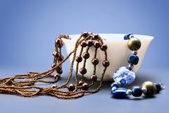Шар с ювелирными изделиями Стоковые Фото