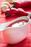 Шар тайского сладостного соуса chili Стоковые Изображения