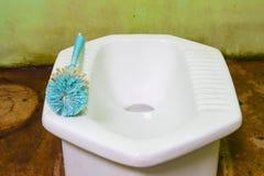 Шар туалета в тайском стиле Стоковые Изображения