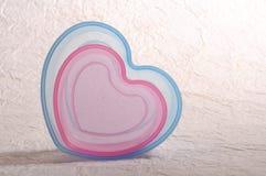 Шар формы сердца Стоковая Фотография RF