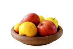 Шар яблок Стоковые Изображения