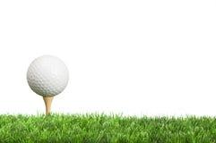 Golfing Стоковое Изображение